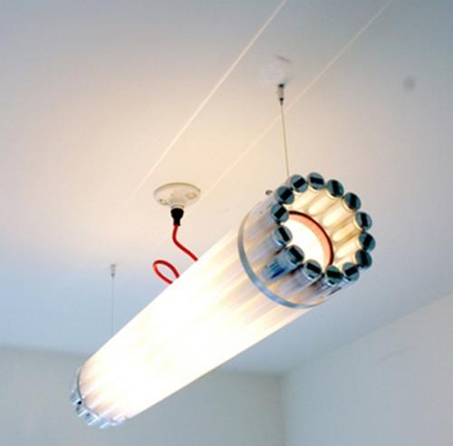 Схема подключение лампы лб 40.
